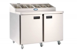 Prep Stations / Pan Chillers