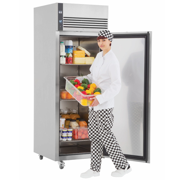 Foster Refrigerator Upright Cabinets