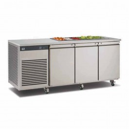 Foster EP 1/3 HS EcoPro G2 Refrigerator Counter with Saladette (+1°/+4°C)