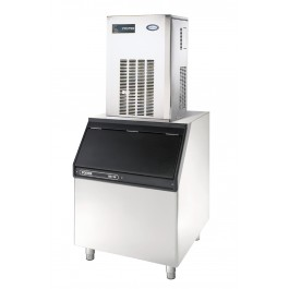 Foster FMIF 220 Ice Flaker with SB 305 Bin & Lid