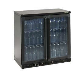 Gamko Maxiglass Noverta MG2/250G Glass Door Bottle Cooler (+2°/+18°C)