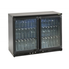 Gamko Maxiglass Noverta MG3/275G Glass Door Bottle Cooler (+2°/+18°C)