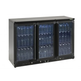 Gamko Maxiglass Noverta MG2/315G Glass Door Bottle Cooler (+2°/+18°C)