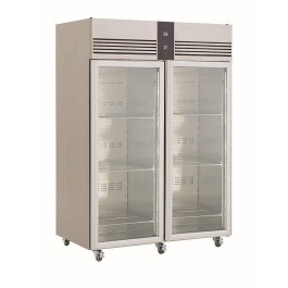Foster EP 1440 G EcoPro G2 Refrigerator with Glass doors (+1°/+4°C)