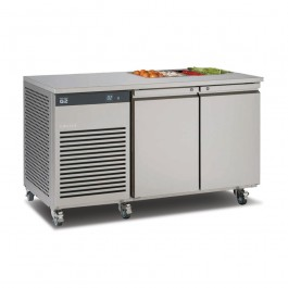 Foster EP 2/2 HS EcoPro G2 Refrigerator Counter with Saladette (+1°/+4°C)