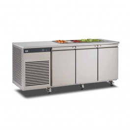Foster EP 2/3 HS EcoPro G2 Refrigerator Counter with Saladette (+1°/+4°C)