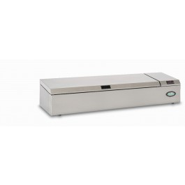 Foster PC140/6 Refrigerated Pan Chiller (1400mm Width) - with Stainless Cover (+1°/+4°C)