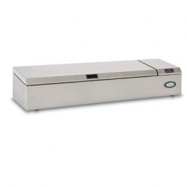 Foster PC150/7 Refrigerated Pan Chiller (1500mm Width) - with Stainless Cover (+1°/+4°C)