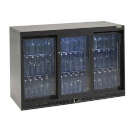 Gamko Maxiglass Noverta MG2/315SD Glass Sliding Door Bottle Cooler (+2°/+18°C)