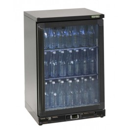 Gamko Maxiglass Noverta LG2/150RG84 Low Height Glass Door Bottle Cooler (+2°/+18°C)