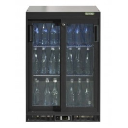 Gamko Maxiglass Noverta MG2/150SD Sliding Door Bottle Cooler (+2°/+18°C)