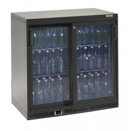 Gamko Maxiglass Noverta MG2/250SD Sliding Door Bottle Cooler (+2°/+18°C)