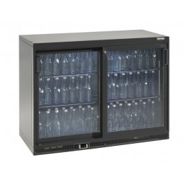 Gamko Maxiglass Noverta MG2/275SD Glass Sliding Door Bottle Cooler (+2°/+18°C)