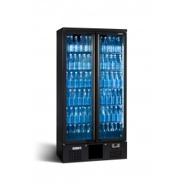 Gamko Maxiglass Noverta MG2/500G Upright Bottle Cooler (+2°/+18°C)