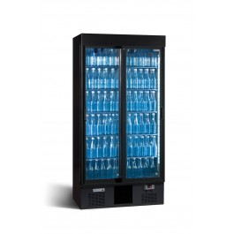 Gamko Maxiglass Noverta MG2/500SD Upright Bottle Cooler (+2°/+18°C)