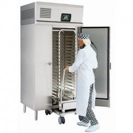 Foster RBCT 20-60R Roll In Cabinet Blast Chiller (Remote)