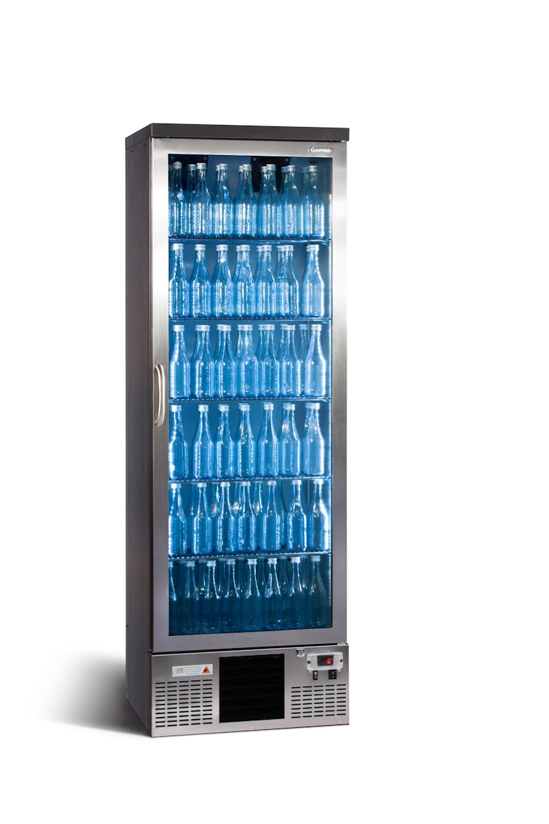 Gamko Maxiglass Noverta Mg2 300rg Upright Bottle Cooler