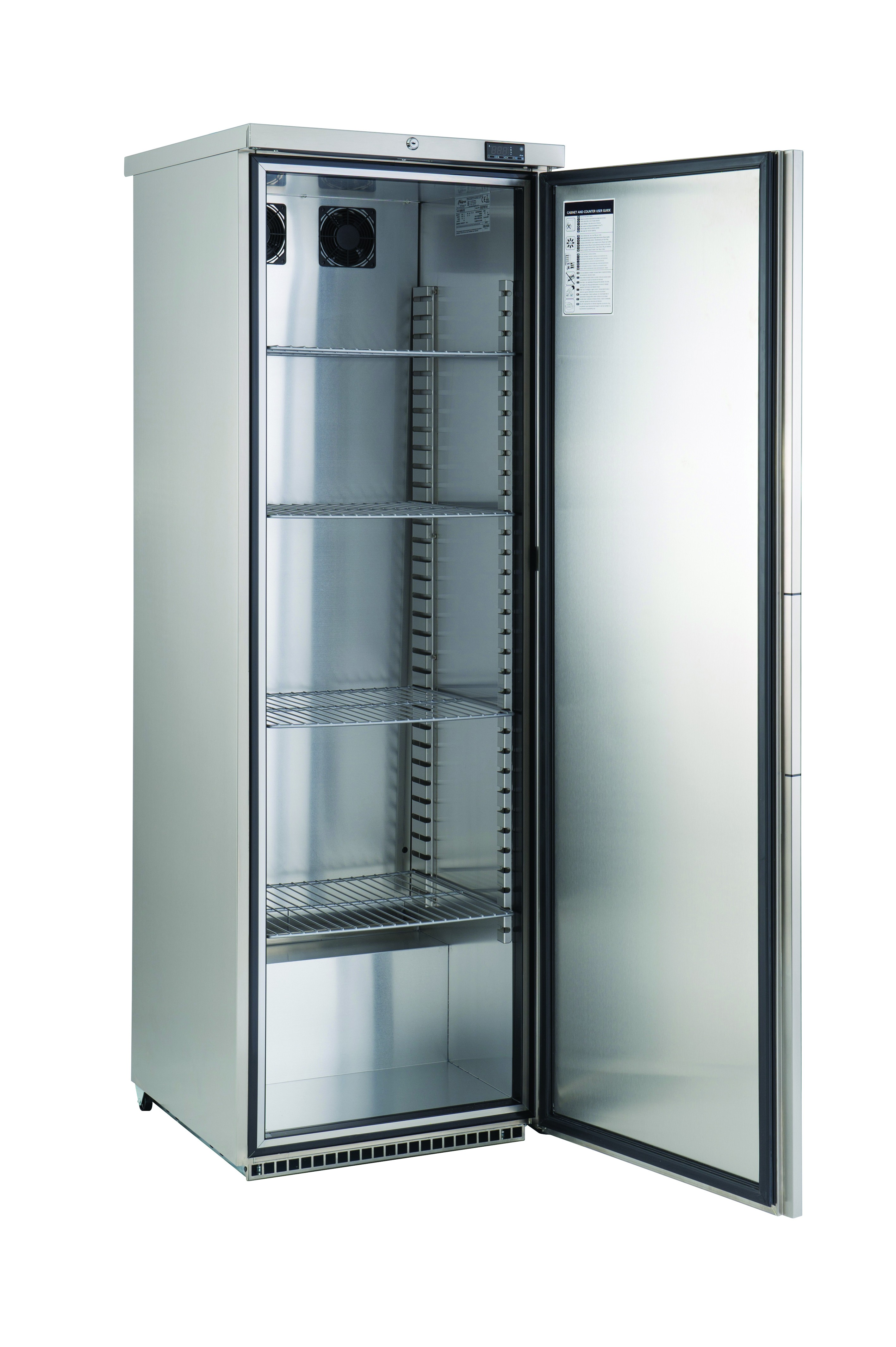 Foster Xr 415g Xtra Economy Refrigerator With Glass Door