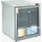 Foster HR 200G Refrigerator Undercounter Cabinet with Glass Door (+3°/+5°C)